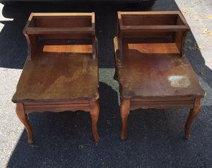 Antique end tables for Sale in Peabody, MA