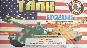 Rolling Tank Fireworks Box of 12 for Sale in Phoenix, AZ