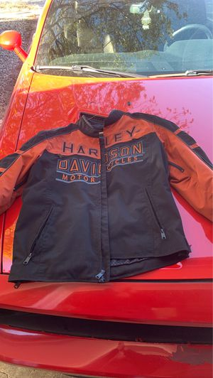 Motorcycle jacket size large for Sale in Lancaster, TX
