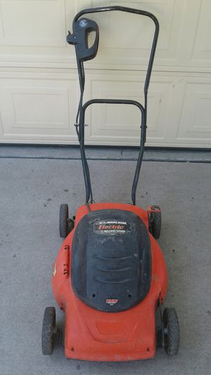Lawn hog electric mower for Sale in Denver, CO