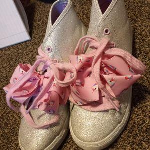 Jojo Siwa Unicorn Shoes for Sale in Bonney Lake, WA