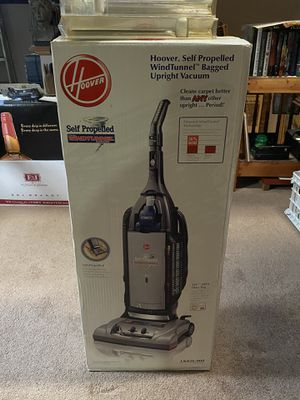 Hoover Self Propelled Vacuum for Sale in Pittsburgh, PA
