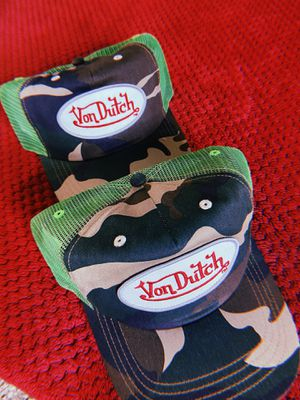Authentic camouflage Von Dutch hat for Sale in Colonial Heights, VA