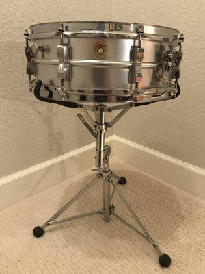 Vintage 1969 Ludwig Acrolite Snare Drum for Sale in Cave Creek, AZ