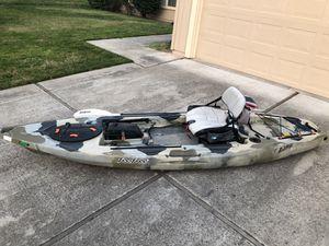 Feel Free Lure 11.5 Fishing Kayak .. OBO for Sale in Stockton, CA