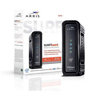 ARRIS Surfboard SB6190 1.4 Gbps Comcast Xfinity Modem for Sale in Seattle, WA
