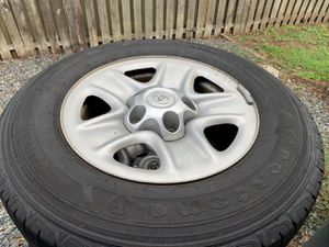 Tundra Wheels & Tires 2007+ for Sale in Brandon, FL