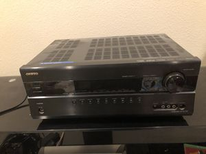 Onkyo HT-RC 160 7.2 Channel receiver for Sale in Olympia, WA