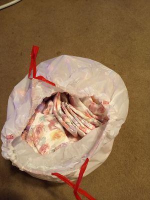 Size 1 girls diaper's for Sale in Phoenix, AZ