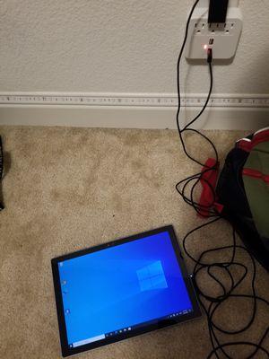 Microsoft Surface Pro 4 MP3 Intel Progresser!! for Sale in Sacramento, CA