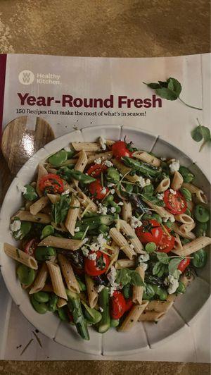 Weight watchers cookbook for Sale in Granite Bay, CA