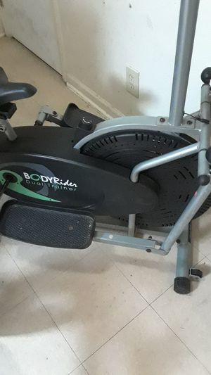 Work out bodyride dual trainer for Sale in Greensboro, NC