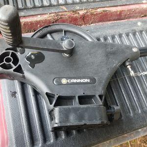 Cannon downrigger for Sale in Tacoma, WA