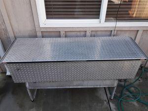 Diamond plate tool box for Sale in Modesto, CA