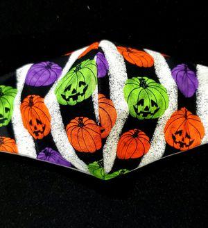 Pumpkin Halloween Face Mask for Sale in Anaheim, CA