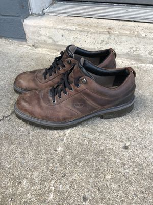 Timberland Rustic Leather Boot Shoes REAL LEATHER for Sale in Nashville, TN