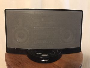 Bose speaker with cord for Sale in Orlando, FL