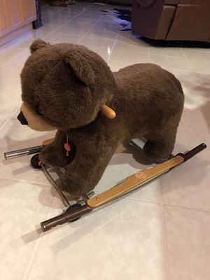 Trupa Teddybear on wheels for Sale in Wellington, FL