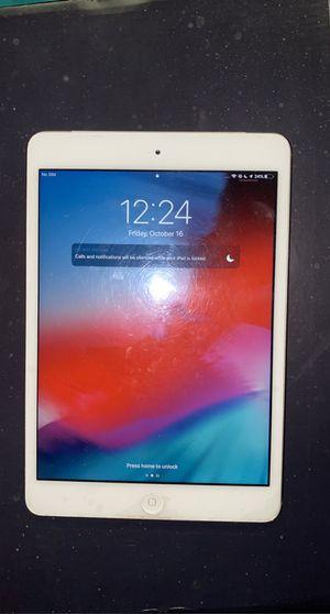 iPad mini gen 2 (cellular version) for Sale in Palatine, IL