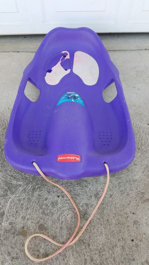 Heavy duty Snow Sled! for Sale in Fresno, CA