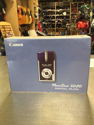 Canon PowerShot Digital Camera for Sale for sale  Matawan, NJ