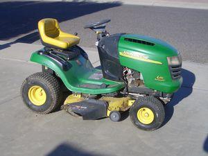 John Deere Riding Lawn Mower for Sale in Glendale, AZ