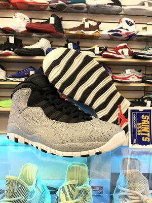"""Air Jordan 10 Retro """"Light Smoke Grey"""" for Sale in Pittsburg, CA"""