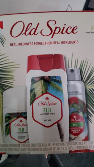 3 piece Old Spice set for Sale in Vista, CA