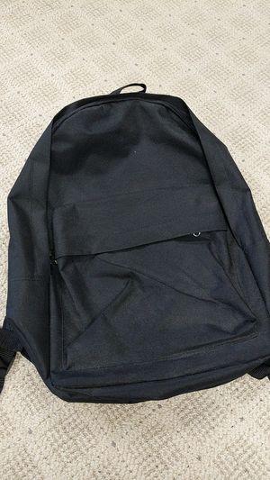 Black backpack, small black backpack, backpack for Sale in Brunswick, OH