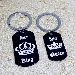 2pc Couples King Queen Keychain Set for Sale in Lester, WV