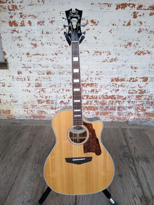 D'Angelico Premier Gramercy Acoustic-electric Electric Guitar for Sale in Loveland, CO