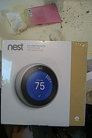 Nest learning thermostat for Sale in Simpsonville, SC