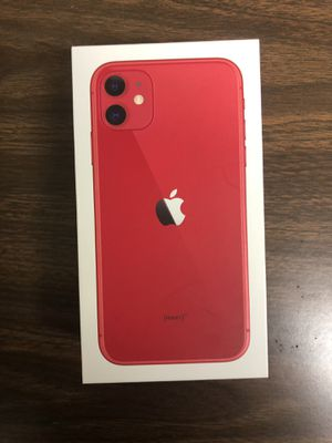 iPhone 11 product red 68g Verizon for Sale in Shedd, OR