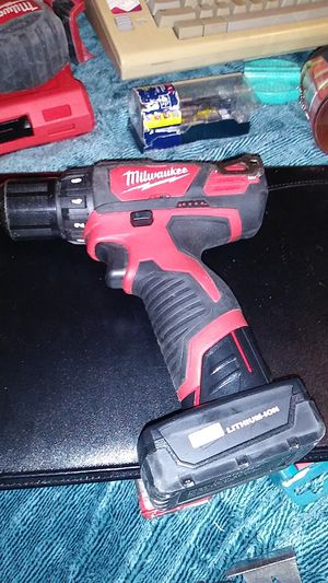 Milwaukee power tools for Sale in Aurora, CO