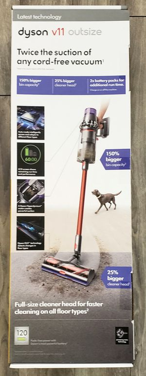 Dyson V11 Outsize Cordless Vacuum (BRAND NEW) !PRICE IS FIRM! for Sale in Los Angeles, CA