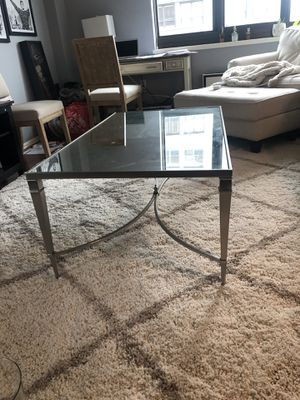 Beautiful mirrored coffee table for Sale in MIDDLE CITY EAST, PA