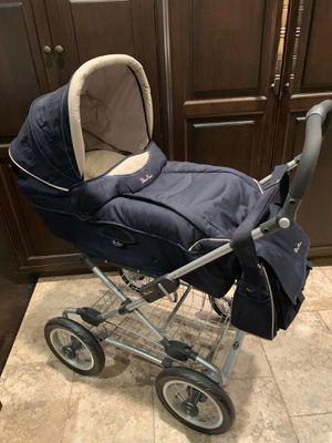Silver Cross Convertible Pram/Stroller for Sale in U SADDLE RIV, NJ