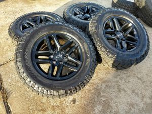 Chevy Silverado Wheels and Tires for Sale in Chino Hills, CA