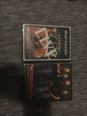 Nickelback, Good Charlotte for Sale in Fort Walton Beach, FL