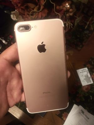 IPhone 7 plus Sprint or Boost Mobile for Sale in Belleville, IL