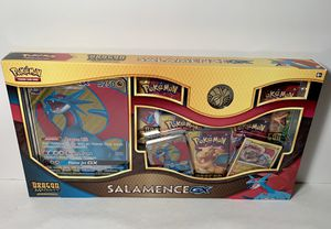 Pokemon TCG Dragon Majesty Salamence Special Collection Box for Sale in Ashburn, VA
