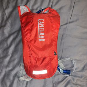 CamelBak HydroBak 50oz 1.5L Hydration Water Pack Backpack Red/Silver for Sale in Laurel, MD