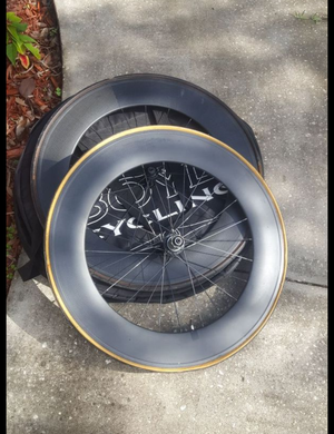 Road bike wheels for Sale in Orlando, FL