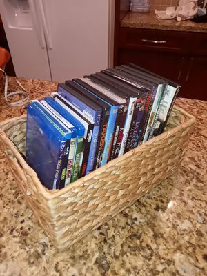 18 dvd and blu-ray set for Sale in Hollywood, FL