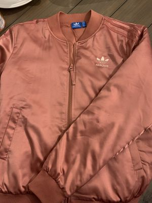 Women's Adidas bomber jacket for Sale in Alhambra, CA