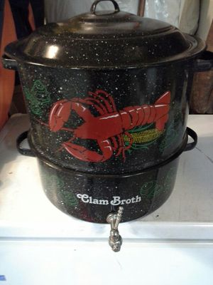 Steamer pot for Sale in Milwaukie, OR