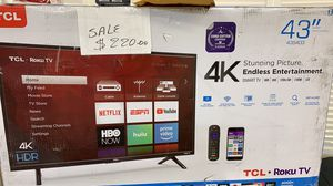 TCL TV $220 for Sale in North Chesterfield, VA