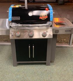 WEBER GENESIS 2 NATURAL GAS GRILL BBD for Sale in Houston,  TX