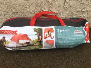 2 person Embark tent for Sale in La Habra, CA