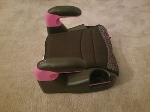 Girls Toddler Evenflow Booster Seat for Sale in Fort Washington, MD
